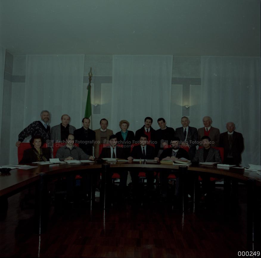 Consiglio comunale periodo 1985-1990