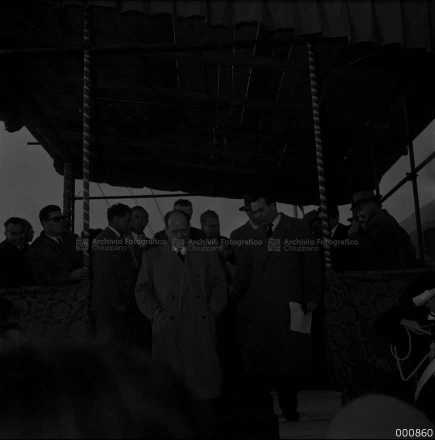 Inaugurazione del Ponte dei Granatieri
