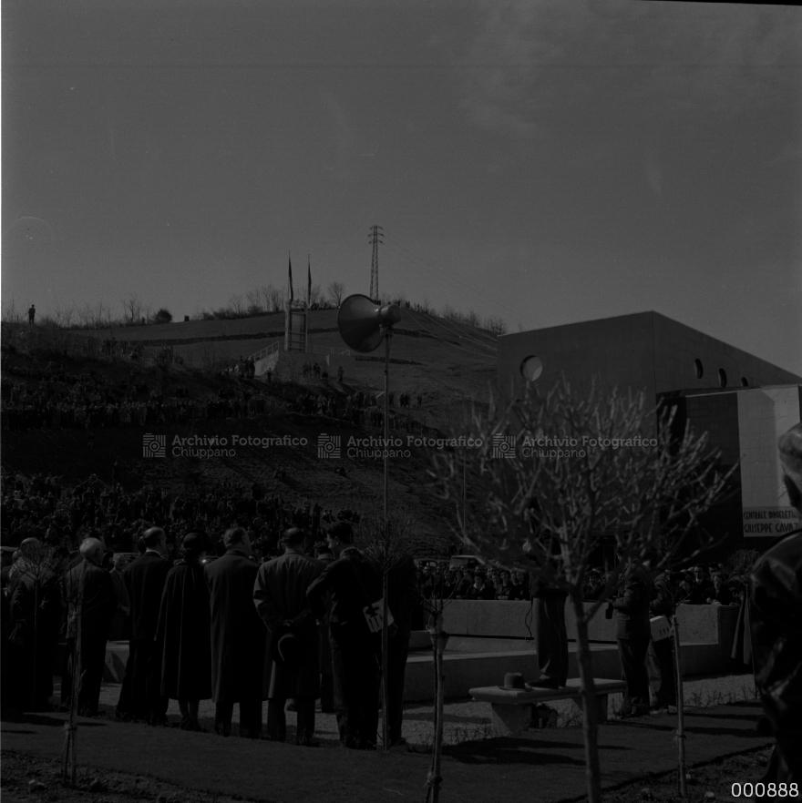 Inaugurazione centrale idroelettrica in località Bessé