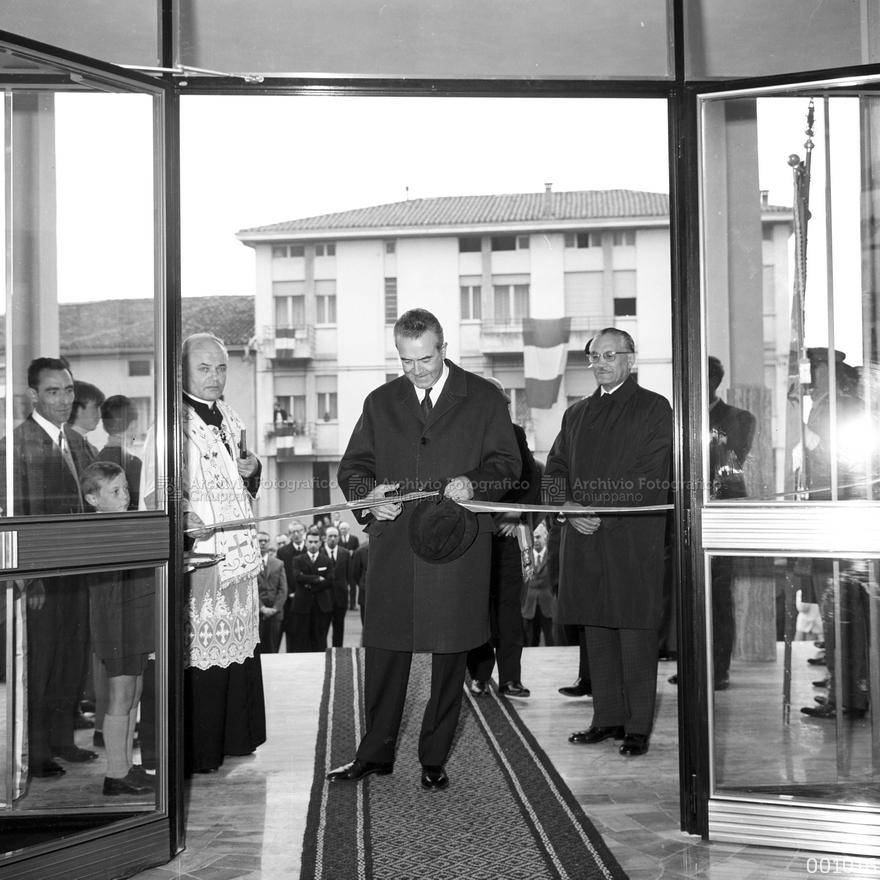 Inaugurazione nuovo municipio
