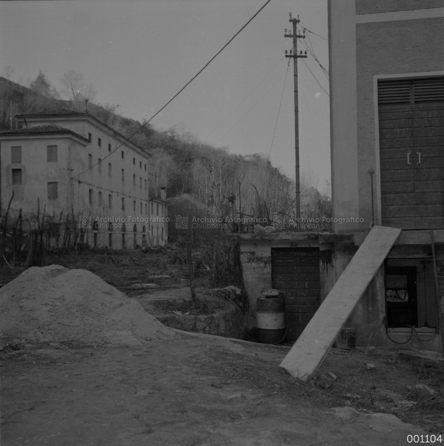 Località Rozzola post-alluvione
