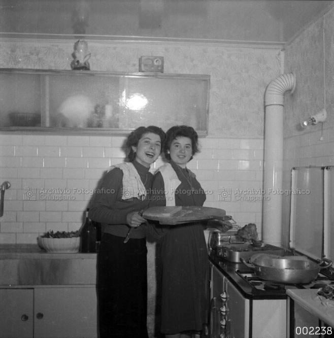 Donne in cucina