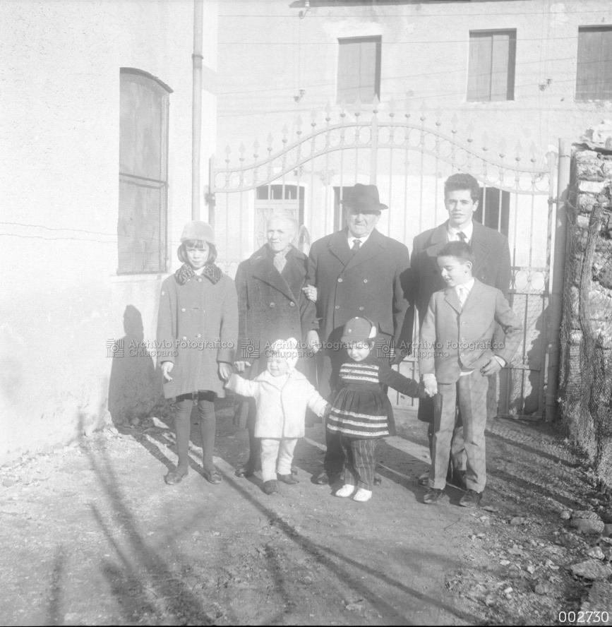 Ritratto della famiglia Cunico