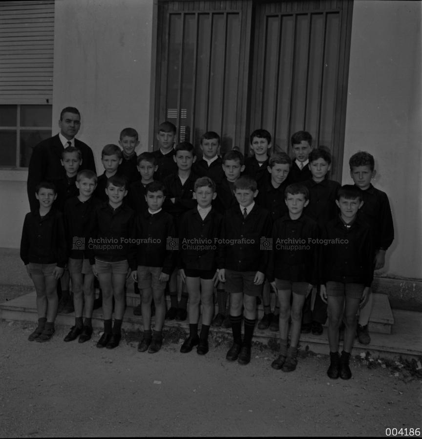 Alunni classe 1957