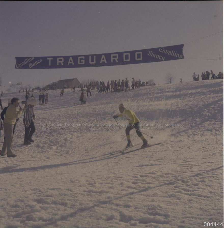Gara di scii