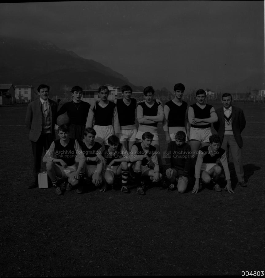 S.S. Juventina Chiuppano Juniores 1966-67