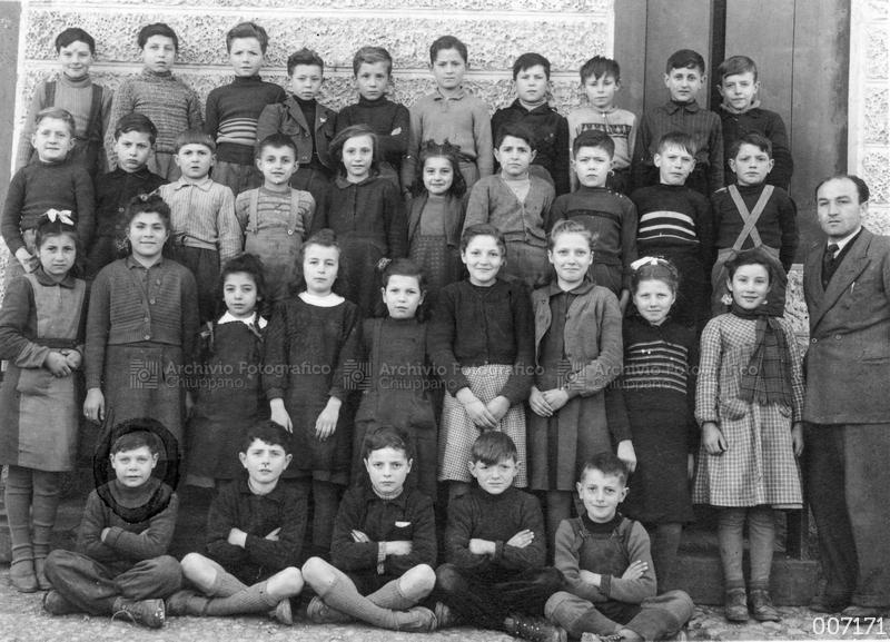 Alunni classe 1939