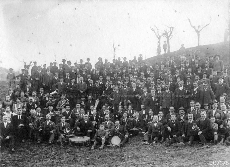 Festa dei reduci della guerra 1915-1918