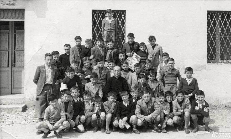 Foto di gruppo dell'Azione Cattolica