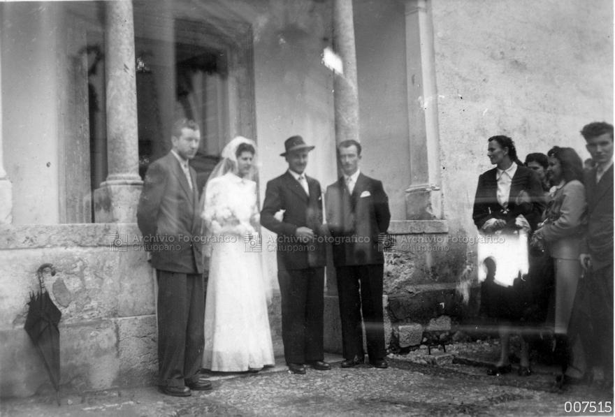 Matrimonio di Segalla Antonietta