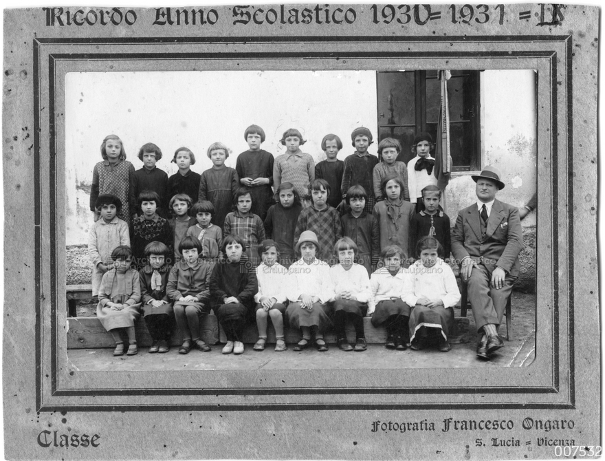 Alunni classe 1930/31