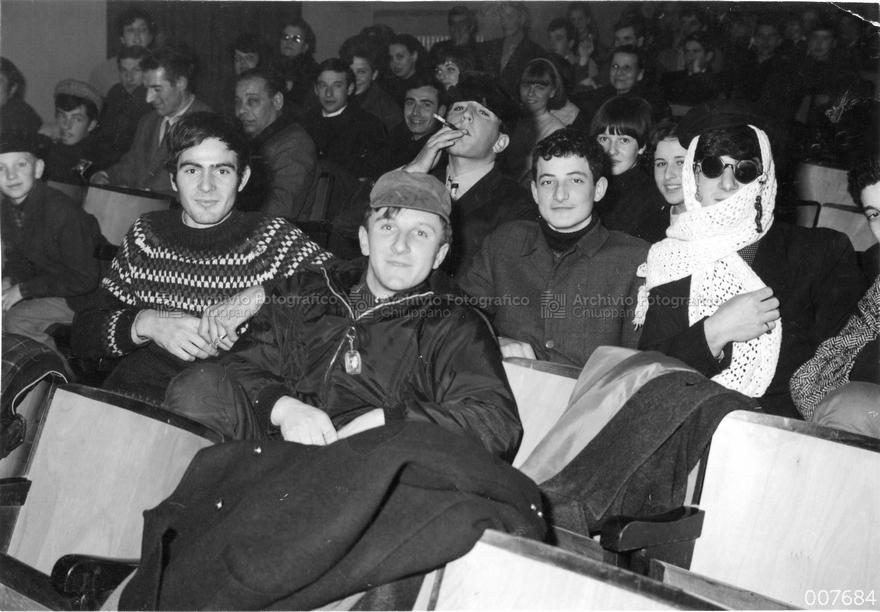 Pubblico presso il Cinema di Chiuppano